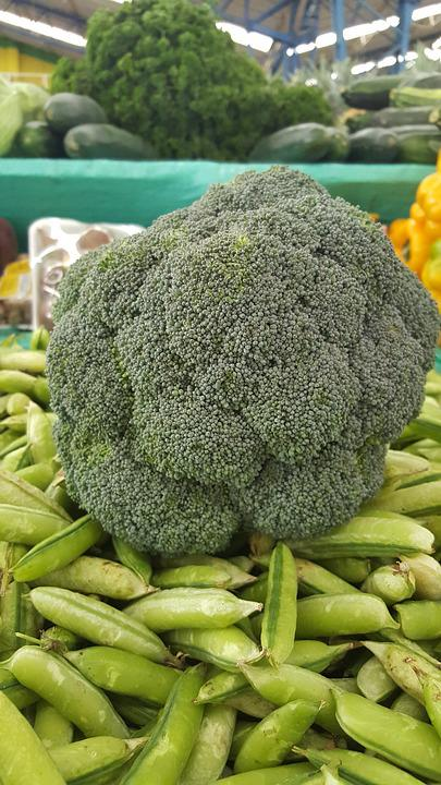 Broccoli, Green, Vegetables, Food, Healthy, Power