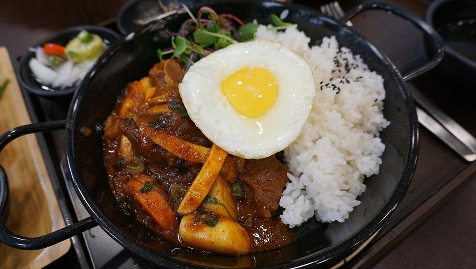 Korean Food, Food, Bulgogi, Spicy Ribs
