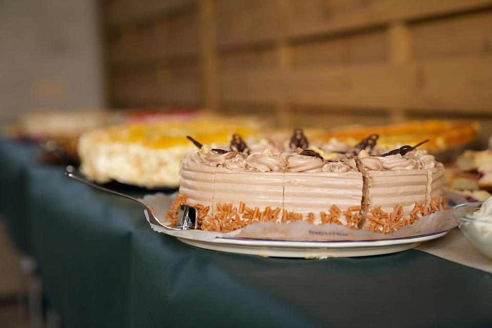 Cake, Chocolate, Crumble Mixture, Sweet, Dessert, Food