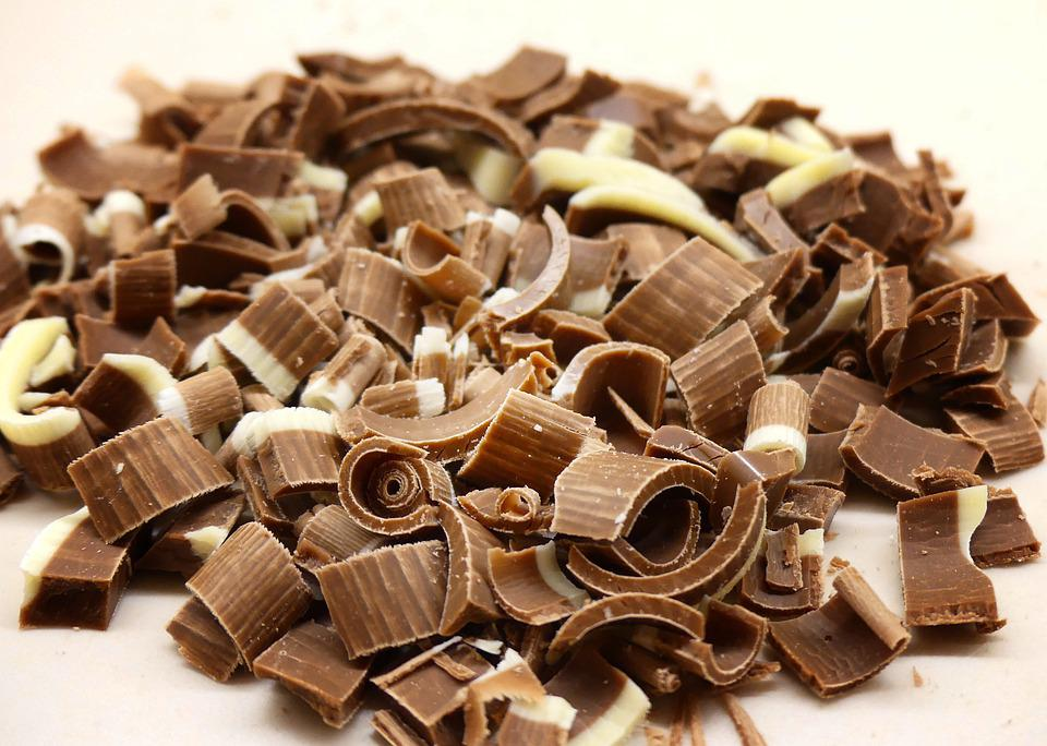 Chocolate, Food, Candy, Cocoa, Gourmet, Shaving