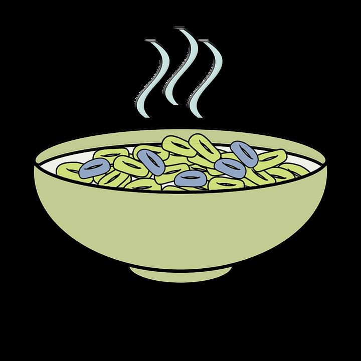 free photo food cereal breakfast cartoon bowl clipart max pixel rh maxpixel net Pop Cereal Bowl Clip Art bowl of cereal clipart