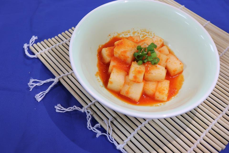 Cook, Radish, Food