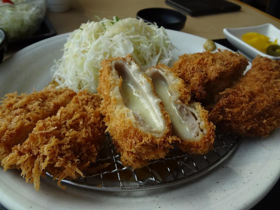 Cutlet, Cheese Cutlet, Dining, Food, Cooking, Edition