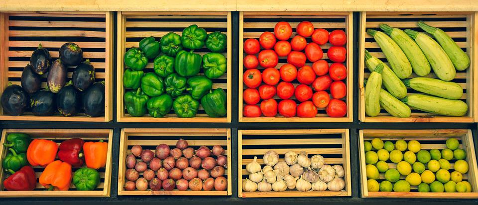 Vegetables, Tomato, Cucumber, Fresh, Eat, Food, Cooking