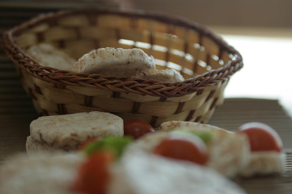 Tomatoes, Cracker, Food