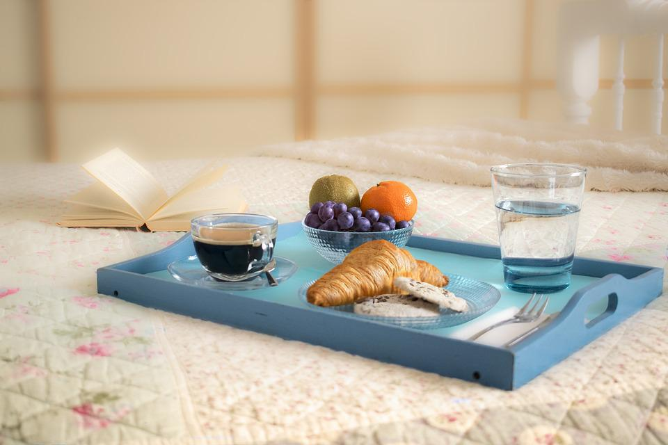 Food, Drinks, Coffee, Cookies, Cup, Glass, Book