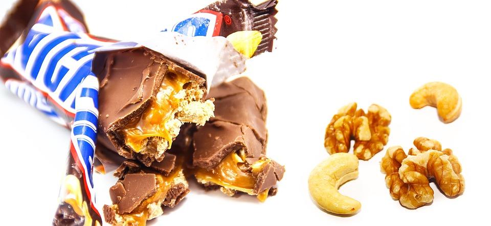 Food, Chocolate, Power, Candy, Dessert, Hazelnuts