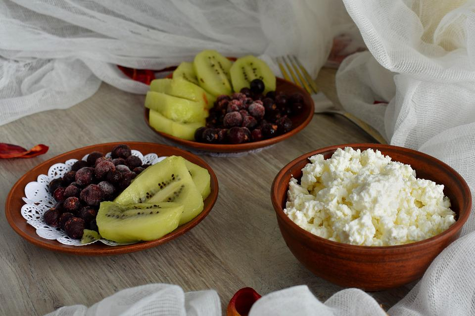 Food, Fruit, Dessert, Healthy, No One, Berry