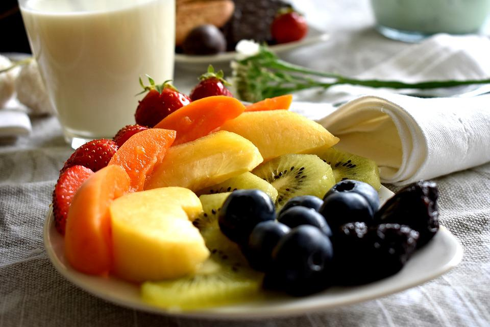 Fruit, Breakfast, Fruit Salad, Food, Diet, Healthy