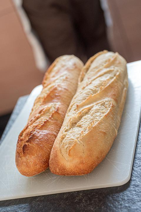 Baguette, Bread, Eat, Bakery, Food, Nutrition, Starter