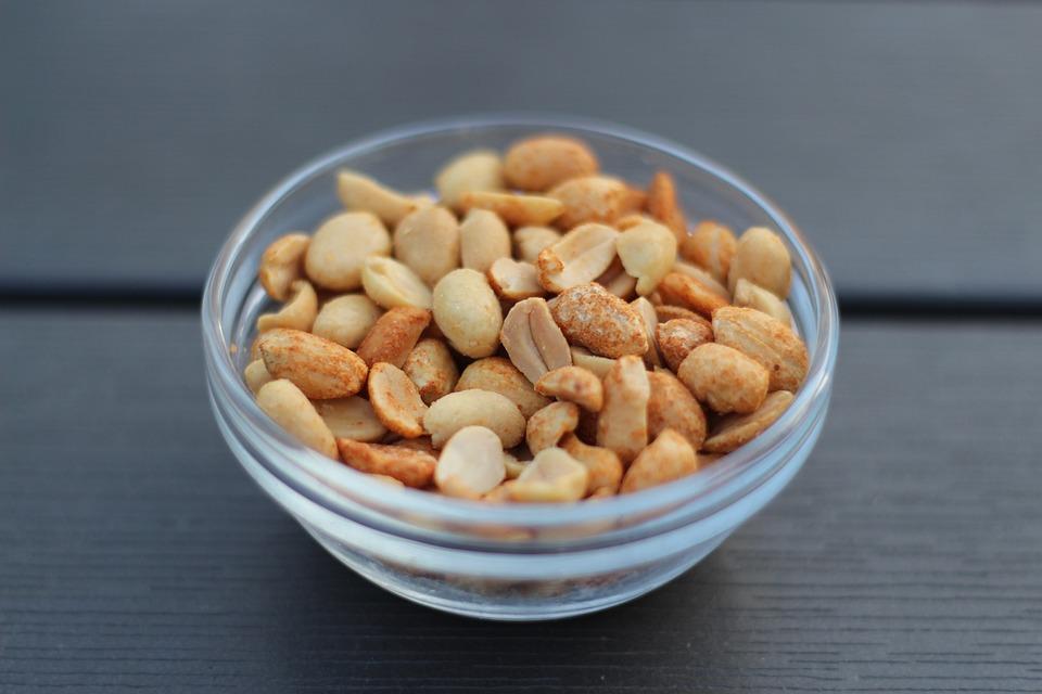 Nuts, Snack, Eat, Food, Delicious, Healthy, Nutrition