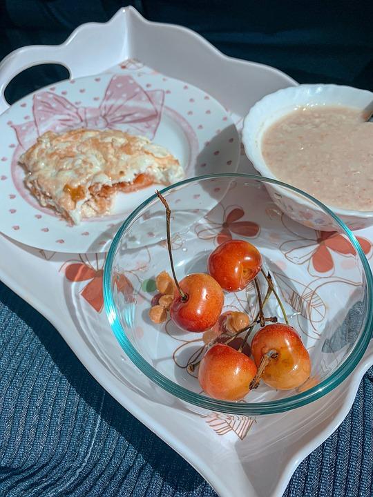 Food, Breakfast, Egg, Morning, Bread, Delicious