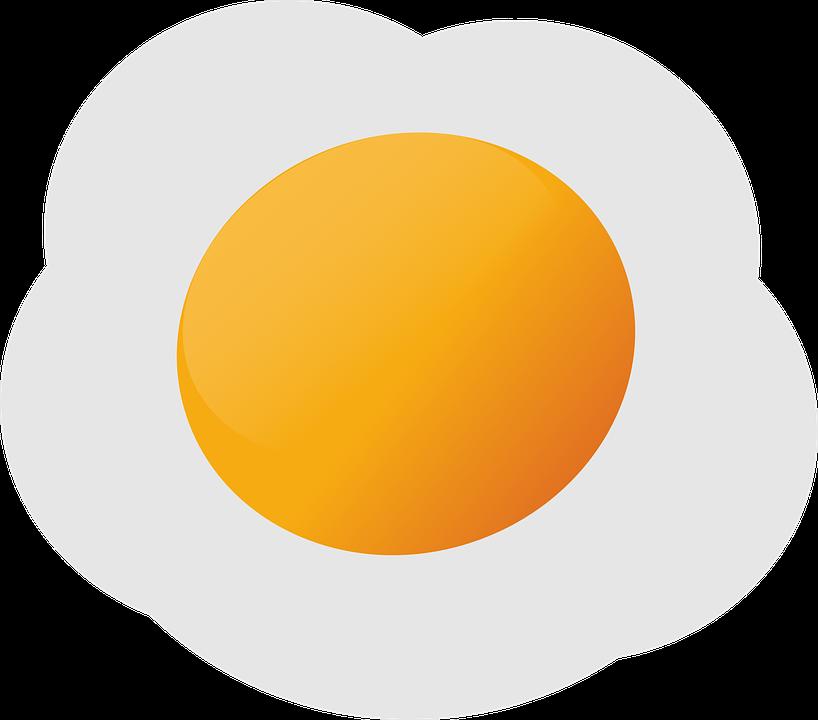 Egg, Food, Yellow