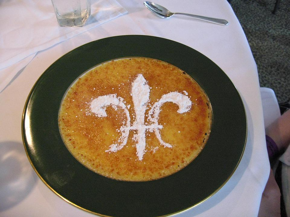 New Orleans, Commander's Palace, Food, Fleur De Lis