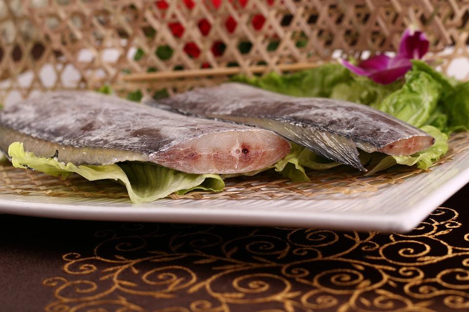 Seafood, Fresh, Ribbonfish, Food, Gourmet
