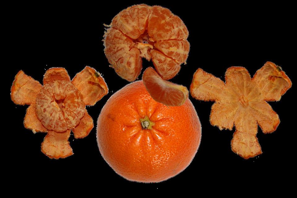 Fruit, Tangerine, Orange, Food, Vitamin C, Juicy