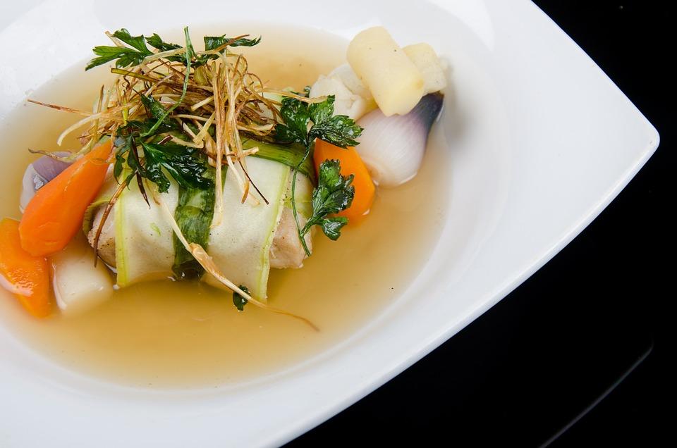 Asopado, Soup, Wanton, Delicious, Food, Gastronomy