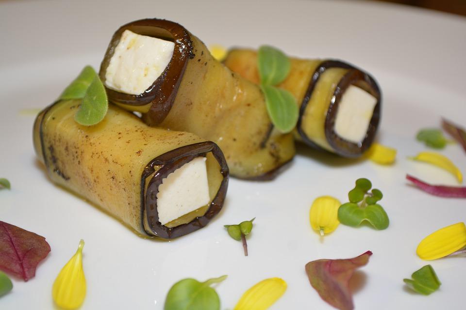 Feta, Food, Eggplant, Gastronomy