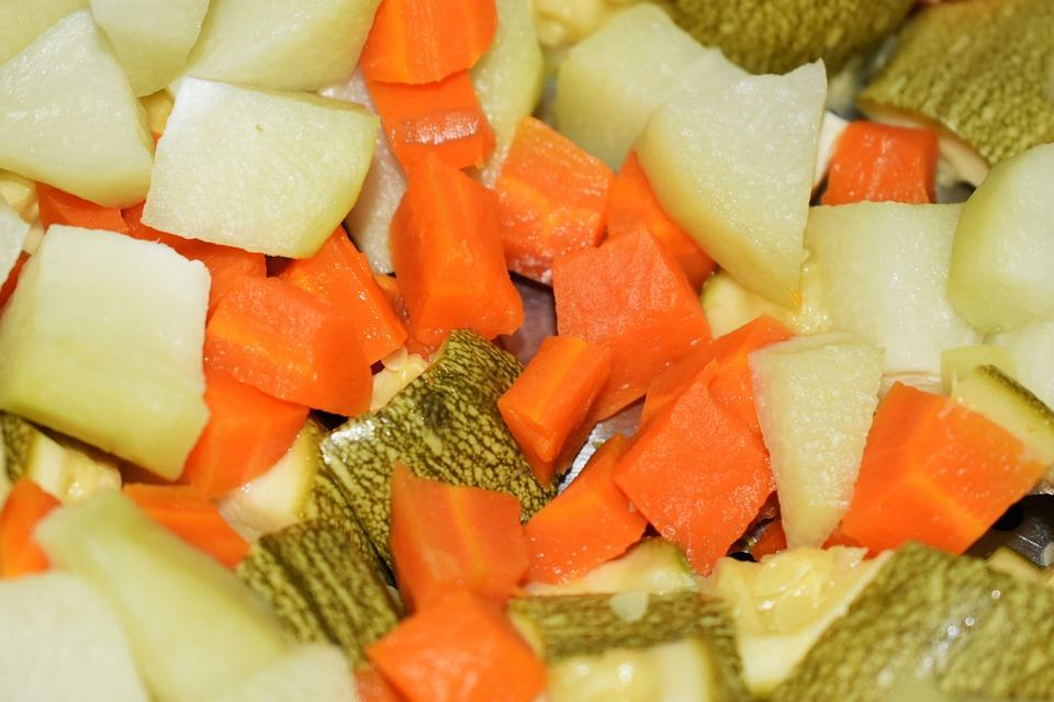 Food, Vegetable, Healthy, Salad, Gourmet