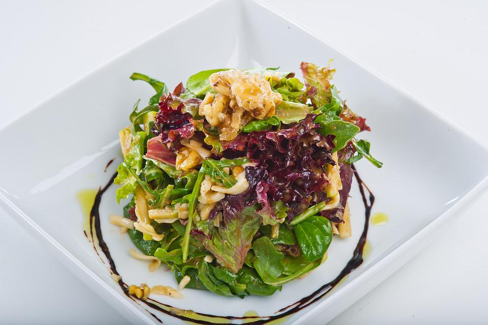 Gourmet, Salad, Food