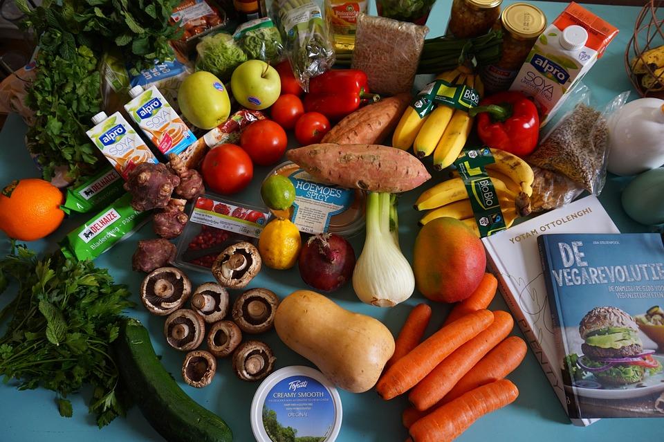 Groceries, Fruit, Vegan, Soy, Food, Grocery, Fresh