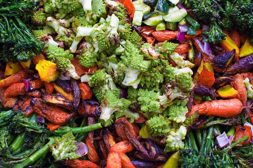 Vegetables, Color, Colorful, Food, Healthy, Fresh