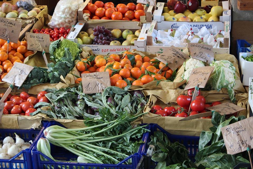 Market, Vegetables, Food, Healthy, Fresh, Delicious