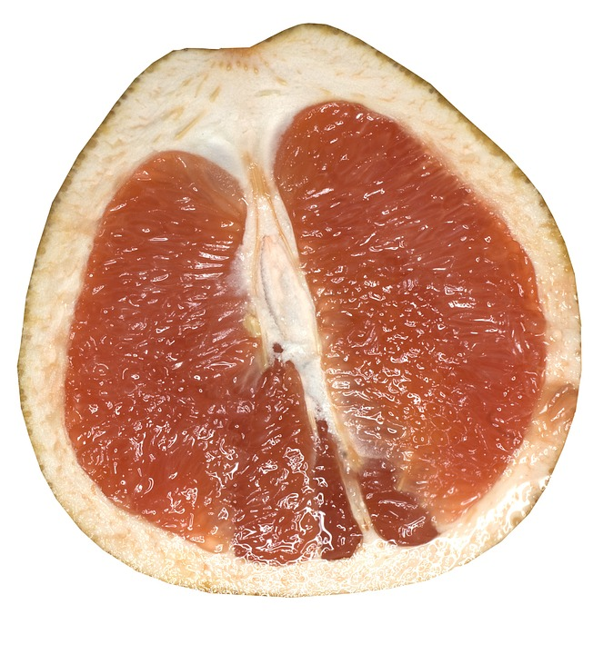 Grapefruit, Fruit, Red, Food, Juicy, Diet, Healthy