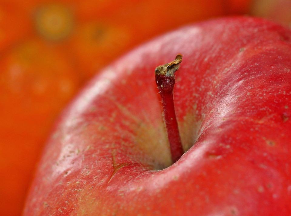 Apple, Fruit, Fruits, Vitamins, Food, Healthy, Eat
