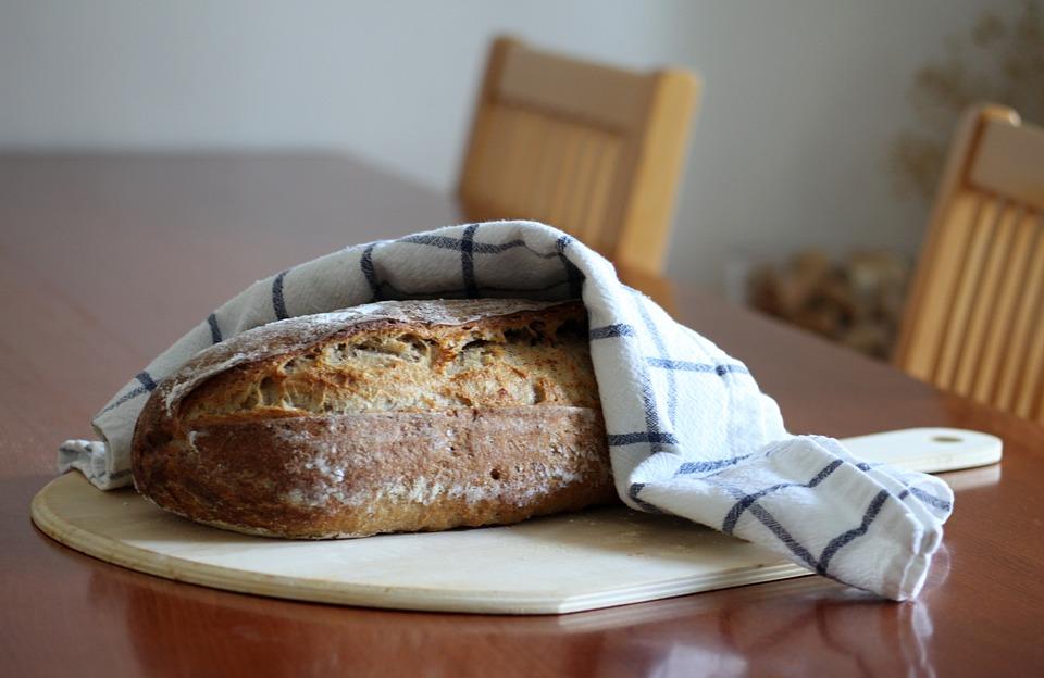 Bread, Homemade, Home, Food, Kitchen, Fresh