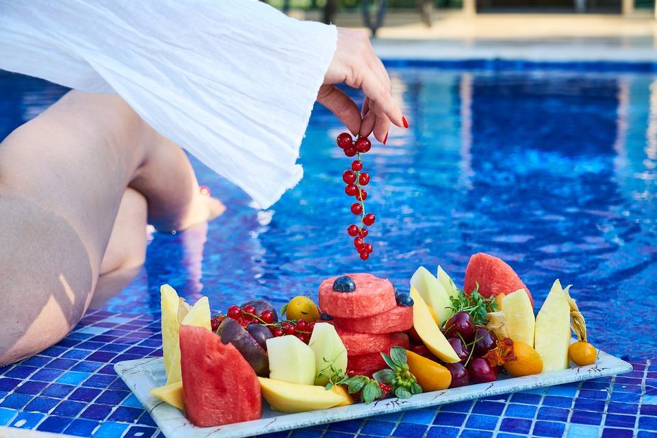 Fruit, Luxury, Hotel, Resort, Fresh, Food, Holiday