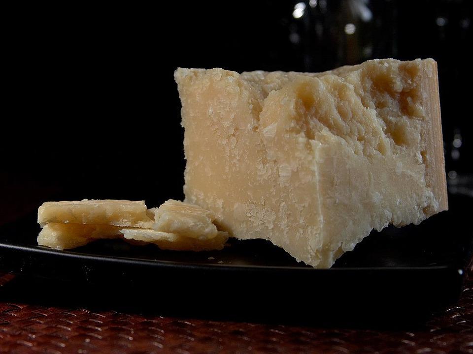 Parmesan, Cheese, Milk Product, Food, Ingredient, Eat