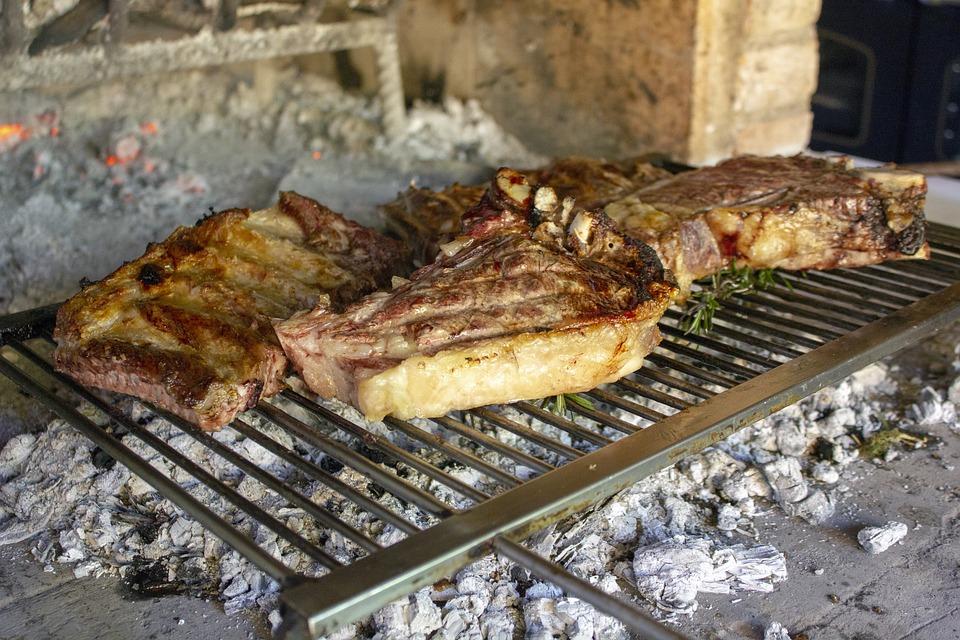 Meat, Gray, Beef, Rib, Kitchen, Italiana, Steak, Food