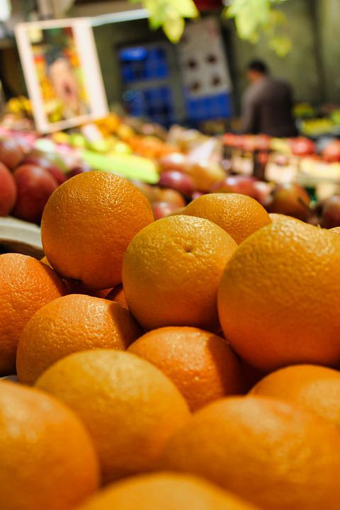 Market Hall, Market, Food, Healthy