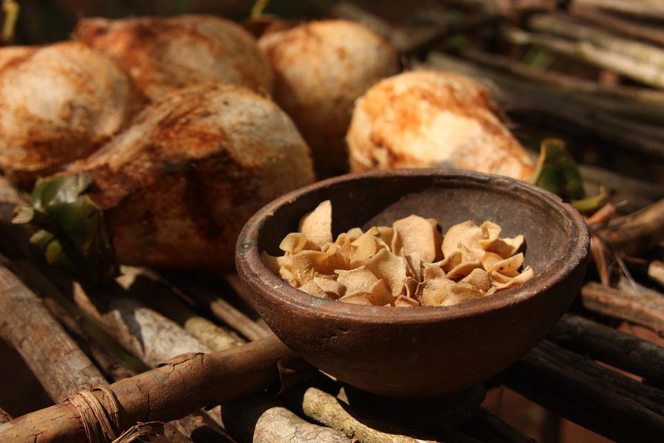 Food, Africa, Kenya, Poor, Bowl, Coconut, Milk