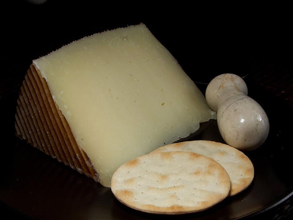 El Trigal Manchego Cheese, Milk Product, Food