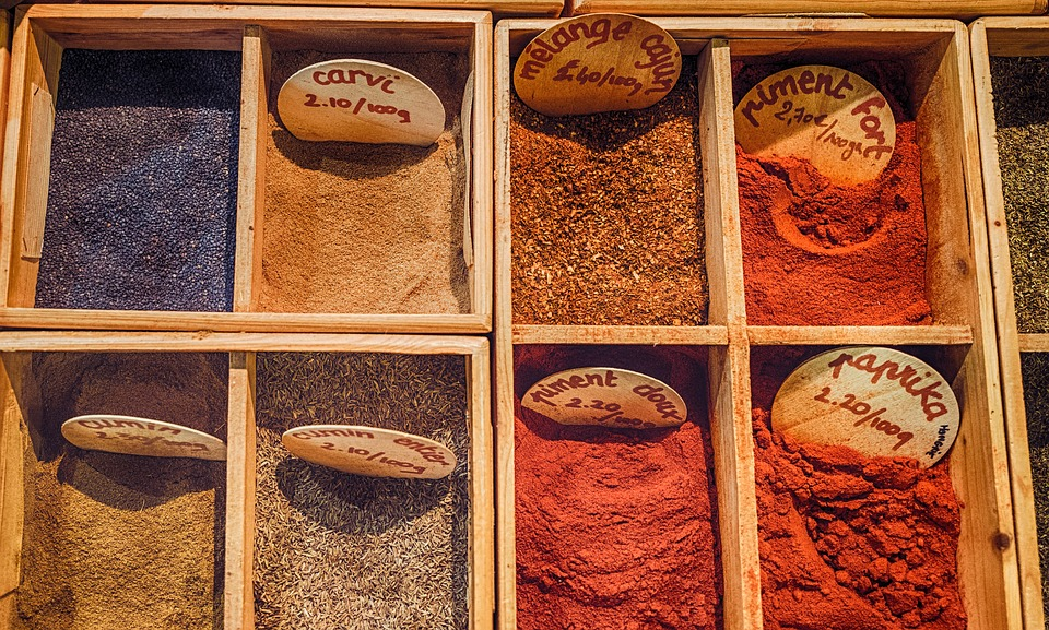 Spice, Season, Cooking, Food, Natural, Herbs