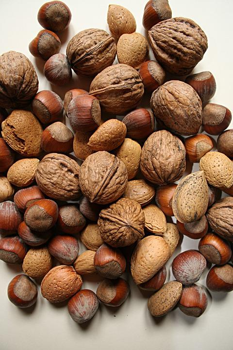 Nut, Nuts, Food, Shell, Delicious, Healthy, Brown