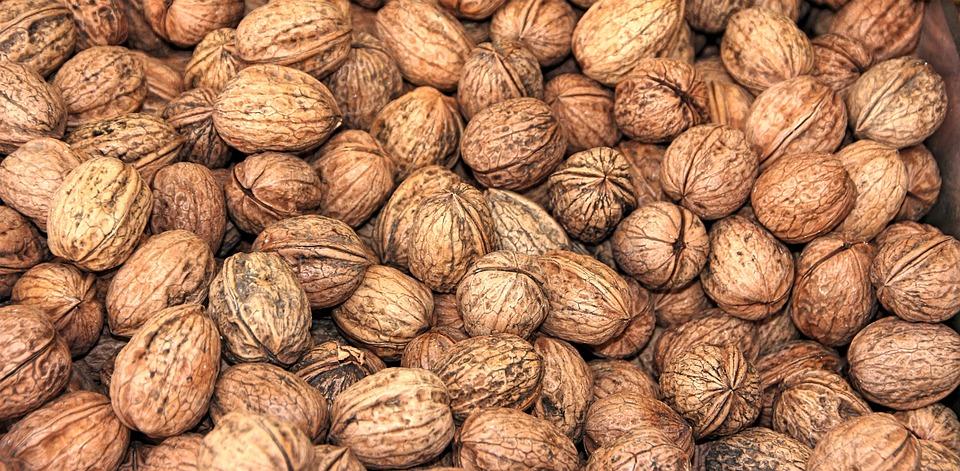 Nut, Food, Refreshment, Nutshell, Healthy, Walnut