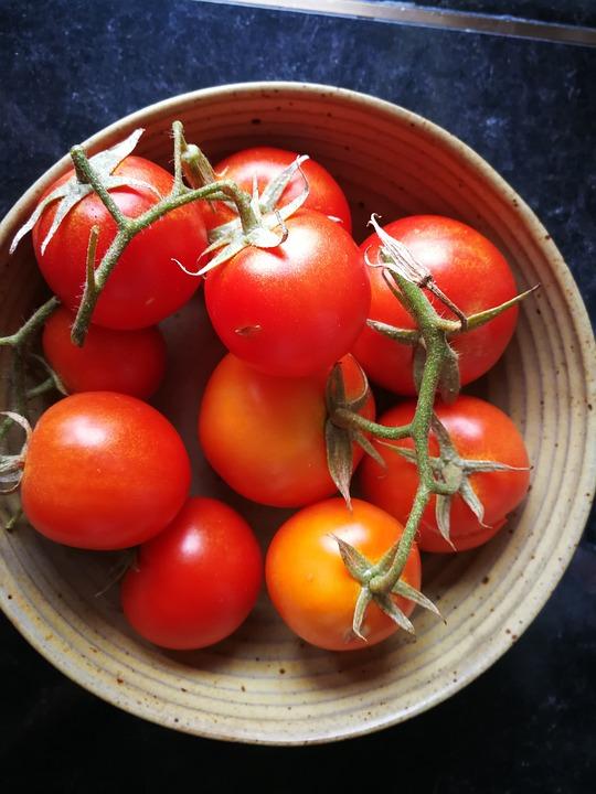 Tomatoes, Vegetables, Food, Fresh, Healthy, Organic