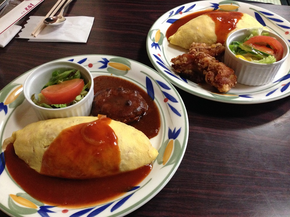 Omurice, Bob, Food, Delicious Food, Food Photography