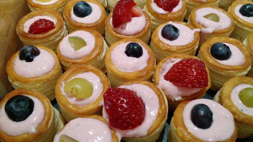 Eat, Pate, Sweet Dish, Color, Puff Pastry, Food, Fruit
