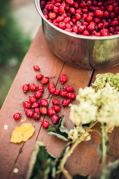 Berries, Food, Fruits, Raw, Table