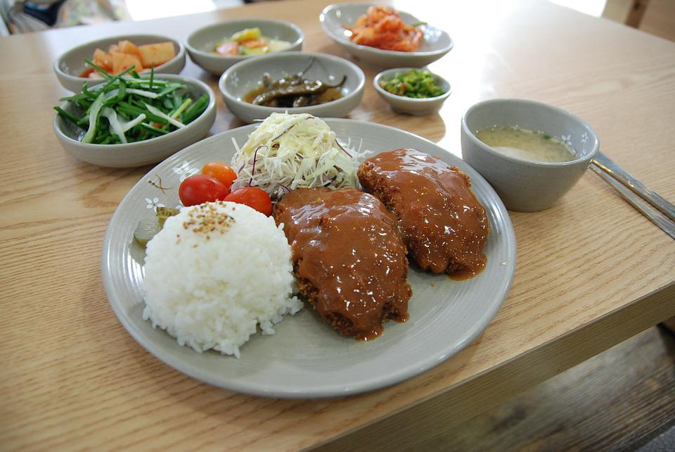 Cutlet, Sanctuary, Food, Seoul, Republic Of Korea