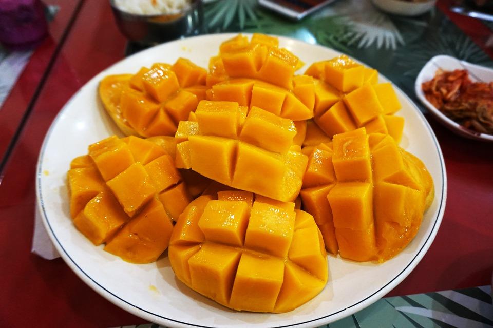 Republic Of The Philippines, Mango, Food, Fruit, Summer