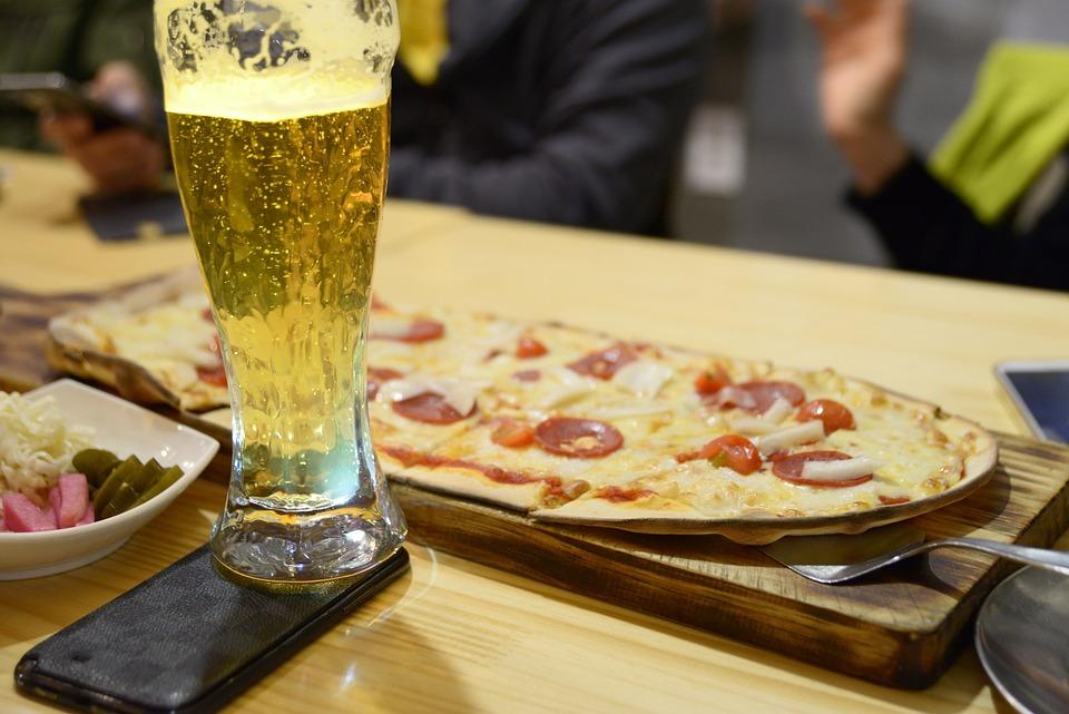 Beer, Cup, Snack, Food, Restaurant, Draft Beer, Snacks