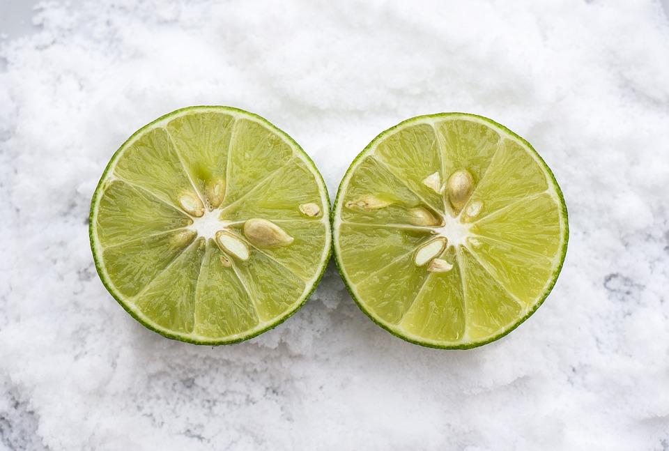 Food, Salt, Lemon