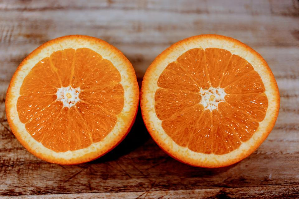 Fruit, Citrus, Food, Healthy, Slice
