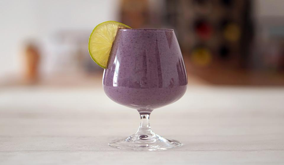 Smoothie, Smoothies, Purple, Food, Drink, Restaurant