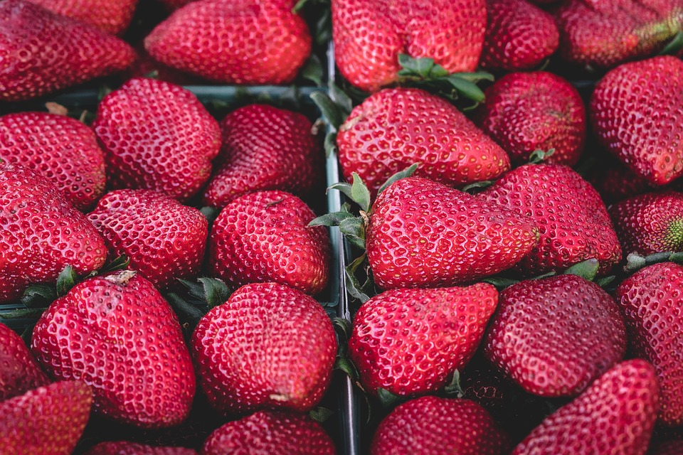 Strawberries, Strawberry, Delicious, Fruit, Food